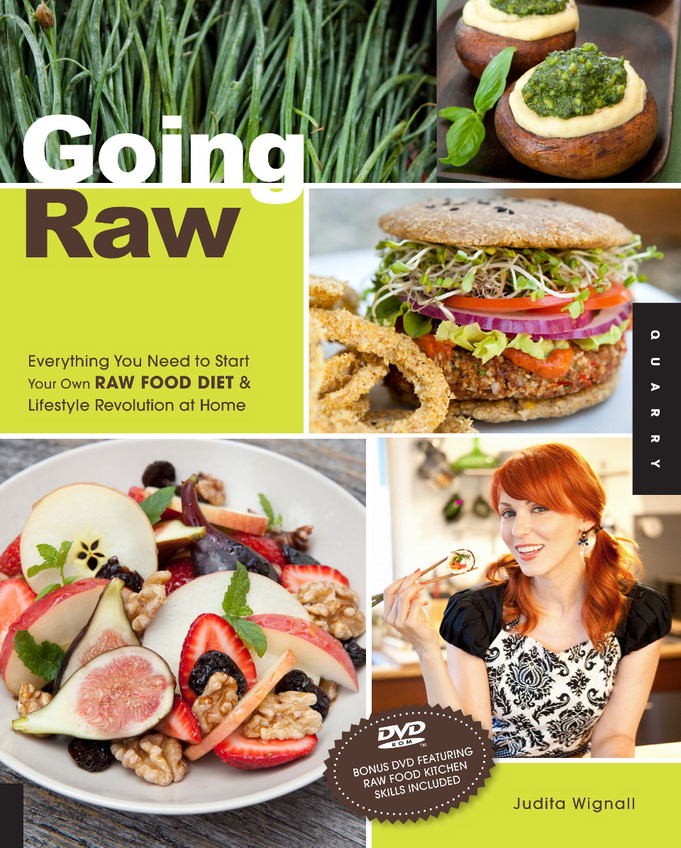 Raw food careers sizzle around the globe going raw by judita wignallauthored by living light graduate forumfinder Image collections