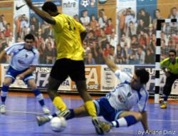 Snapsports official flooring for 26th US Futsal National Championships