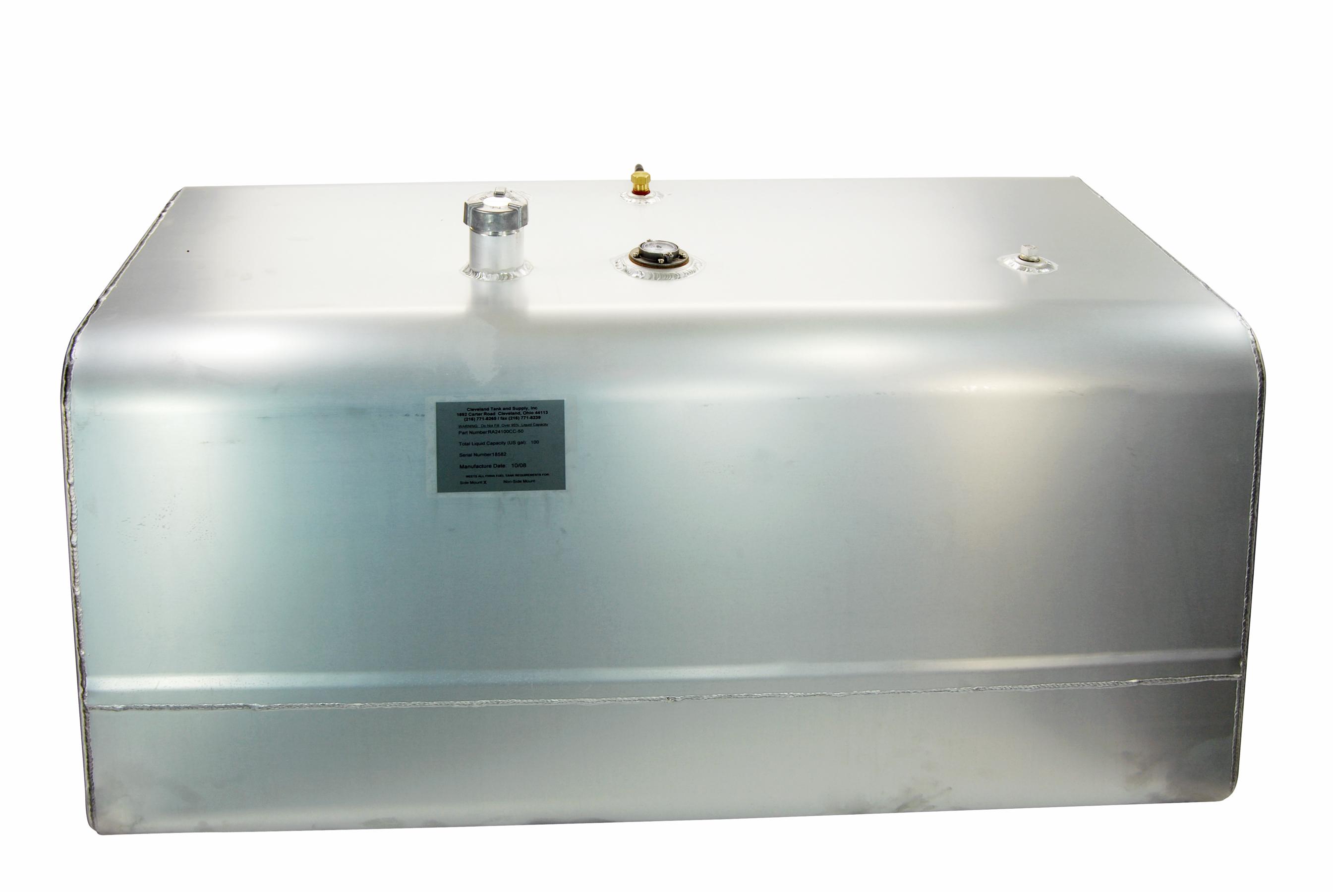 Cleveland Tank Announces New D O T Certified Aluminum