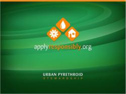 If you use pesticides be sure to apply and dispose of them responsibly. Learn more at www.applyresponsibly.org
