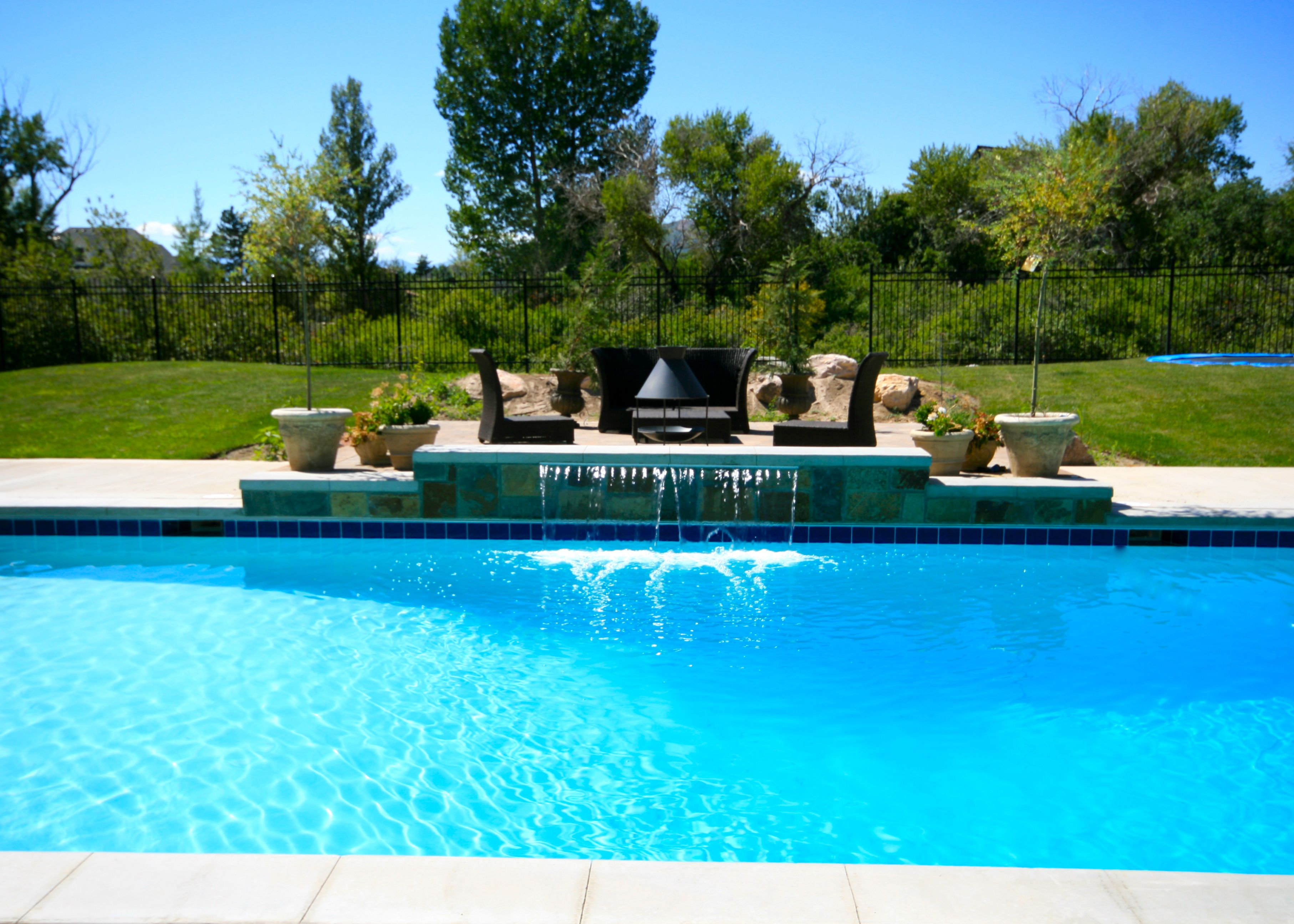 Deep blue pools and spas announces new website design for Pool design utah