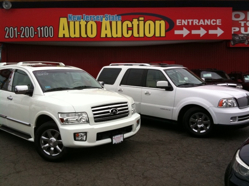Auction Cars For Sale >> Carfox Visits New Jersey State Used Car Auto Auction In Jersey City Nj