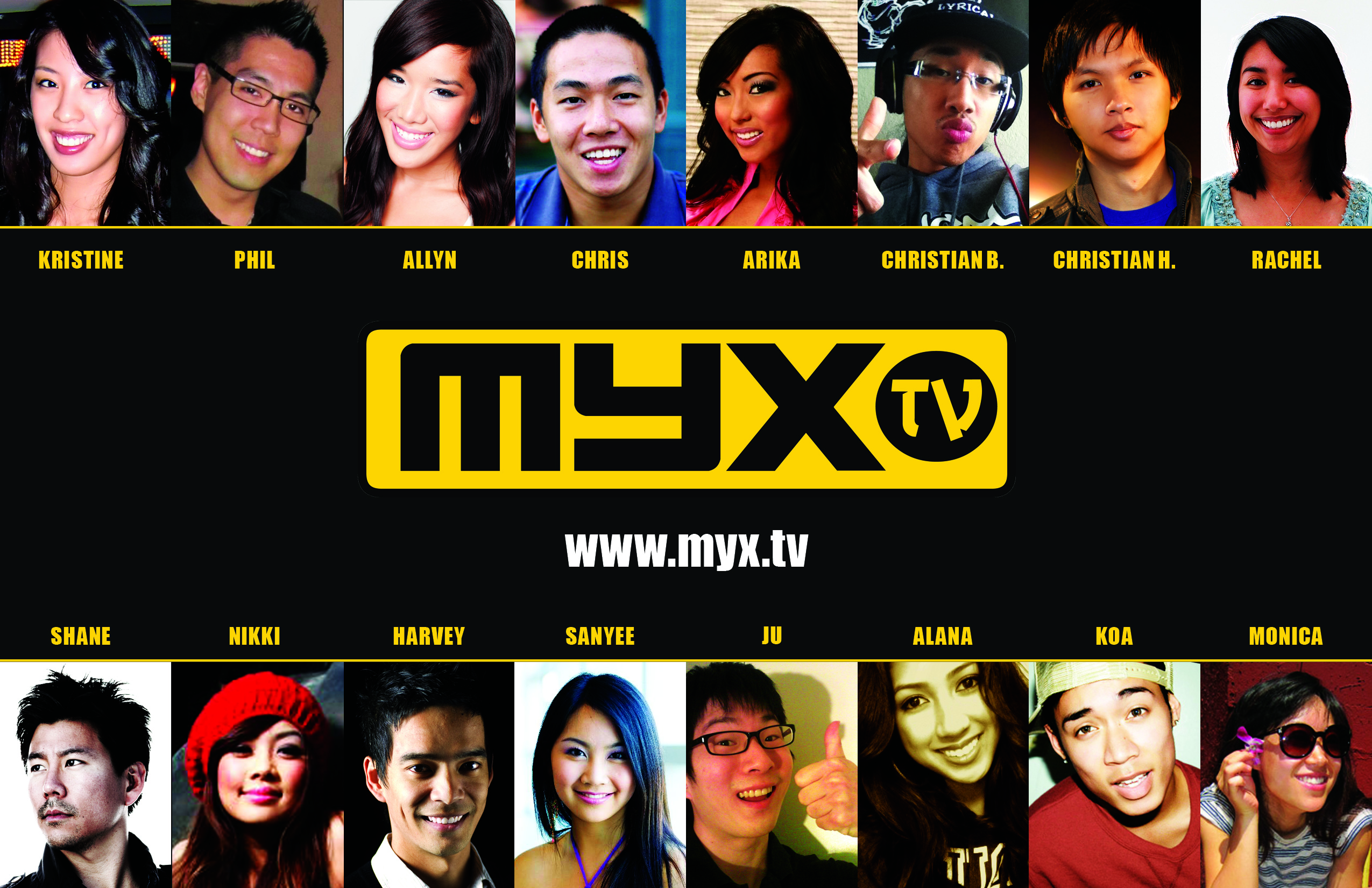 An Online Asian American Invasion On Myx Tv