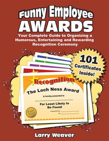 Funny Office Awards - Gag Gifts for Under $10