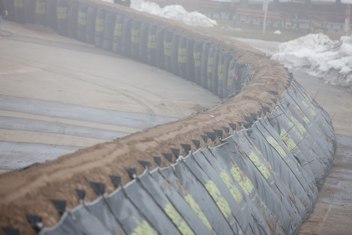 Officials Choose Trapbag 174 Containment Barrier Systems To