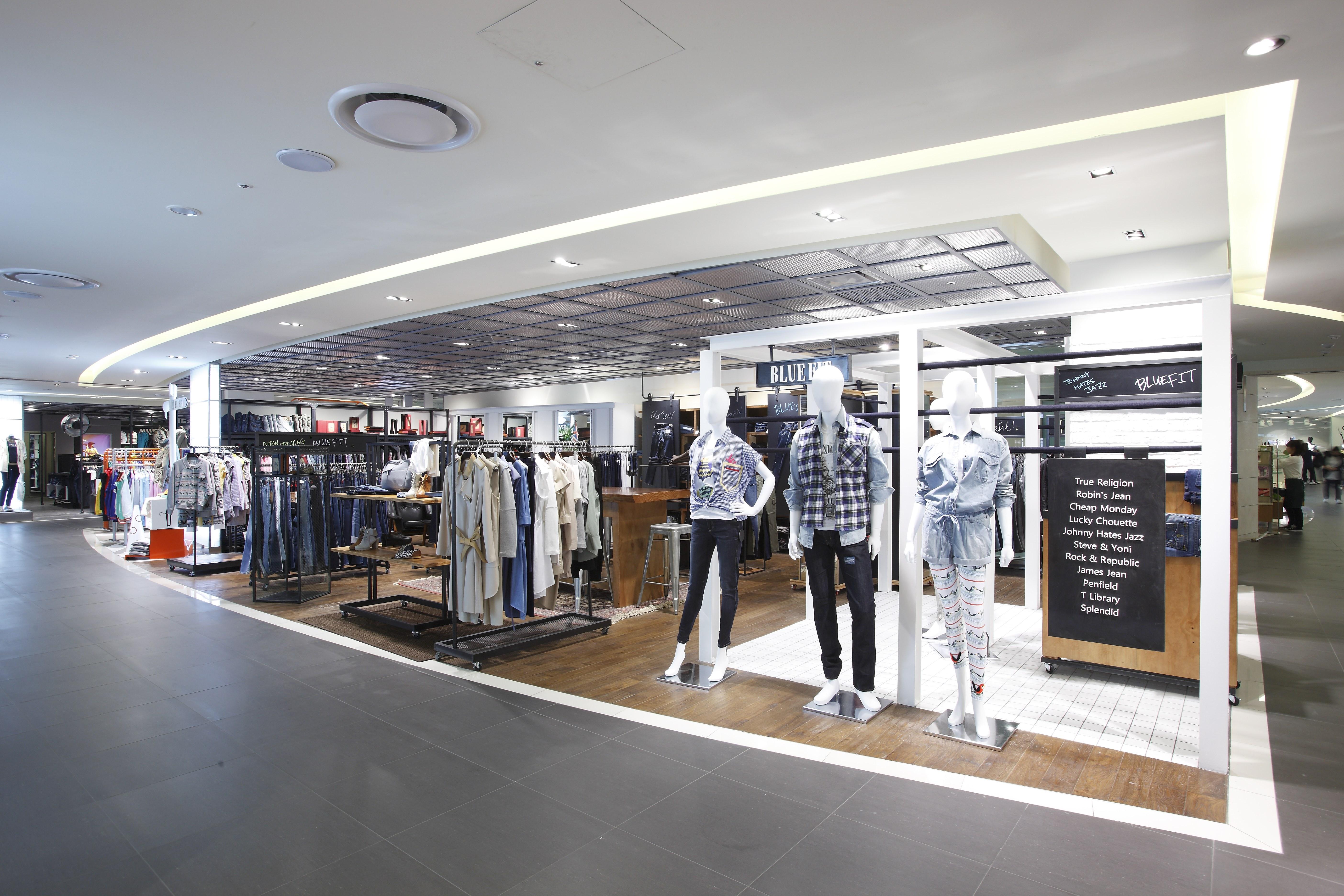 Superieur Shinsegae Department Store In Incheon, South Korea. Interior Design By  Barriscale Design Studio.retail Floor ...