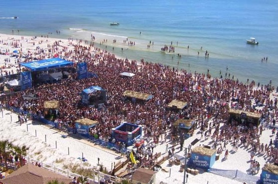 South Padre Island Concerts