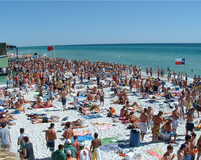 Panama City Beach Florida Voted Number