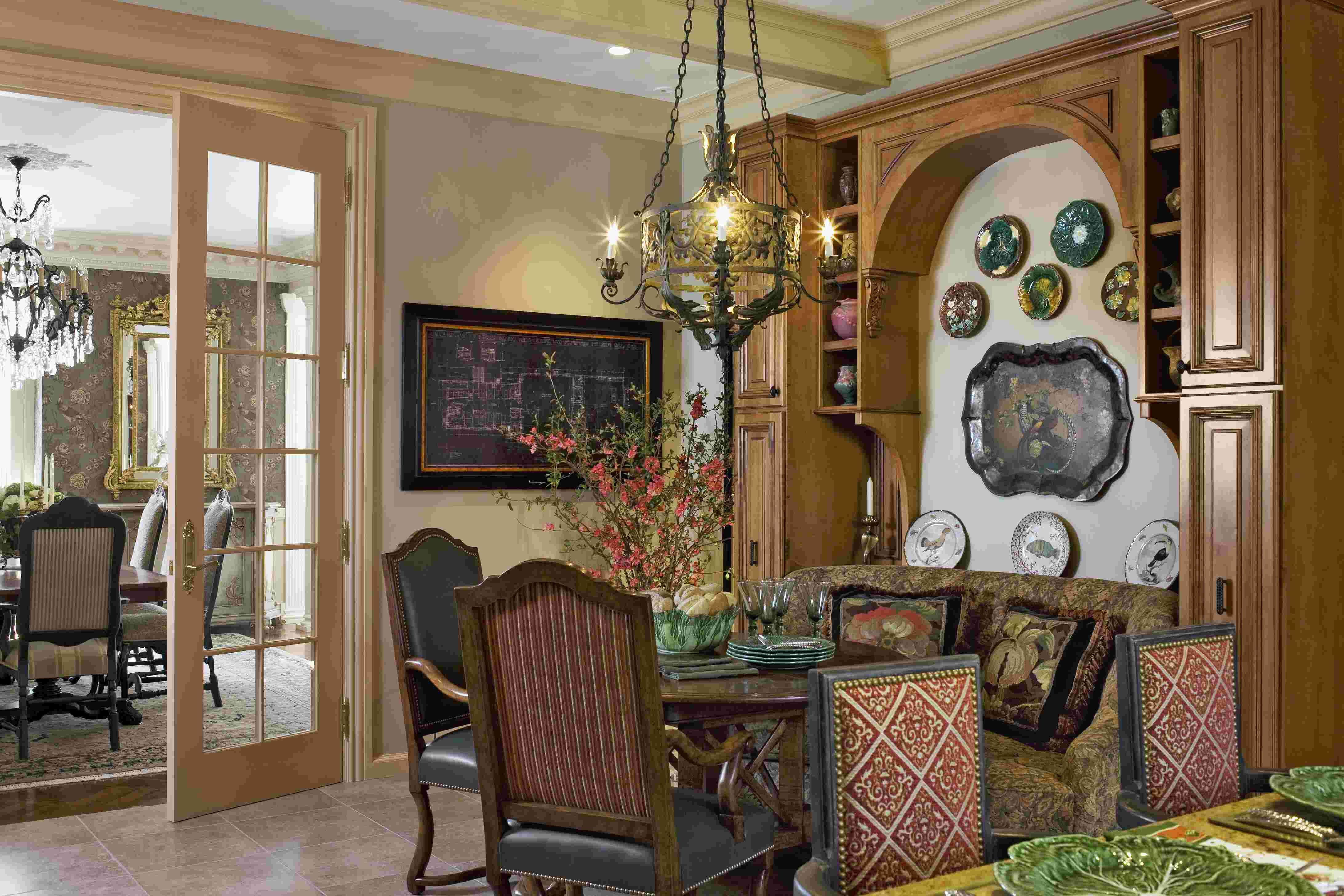 ... Kitchen Banquette Banquette Seating Area, Custom Bench, Custom  Banquette, Interior Design, ...