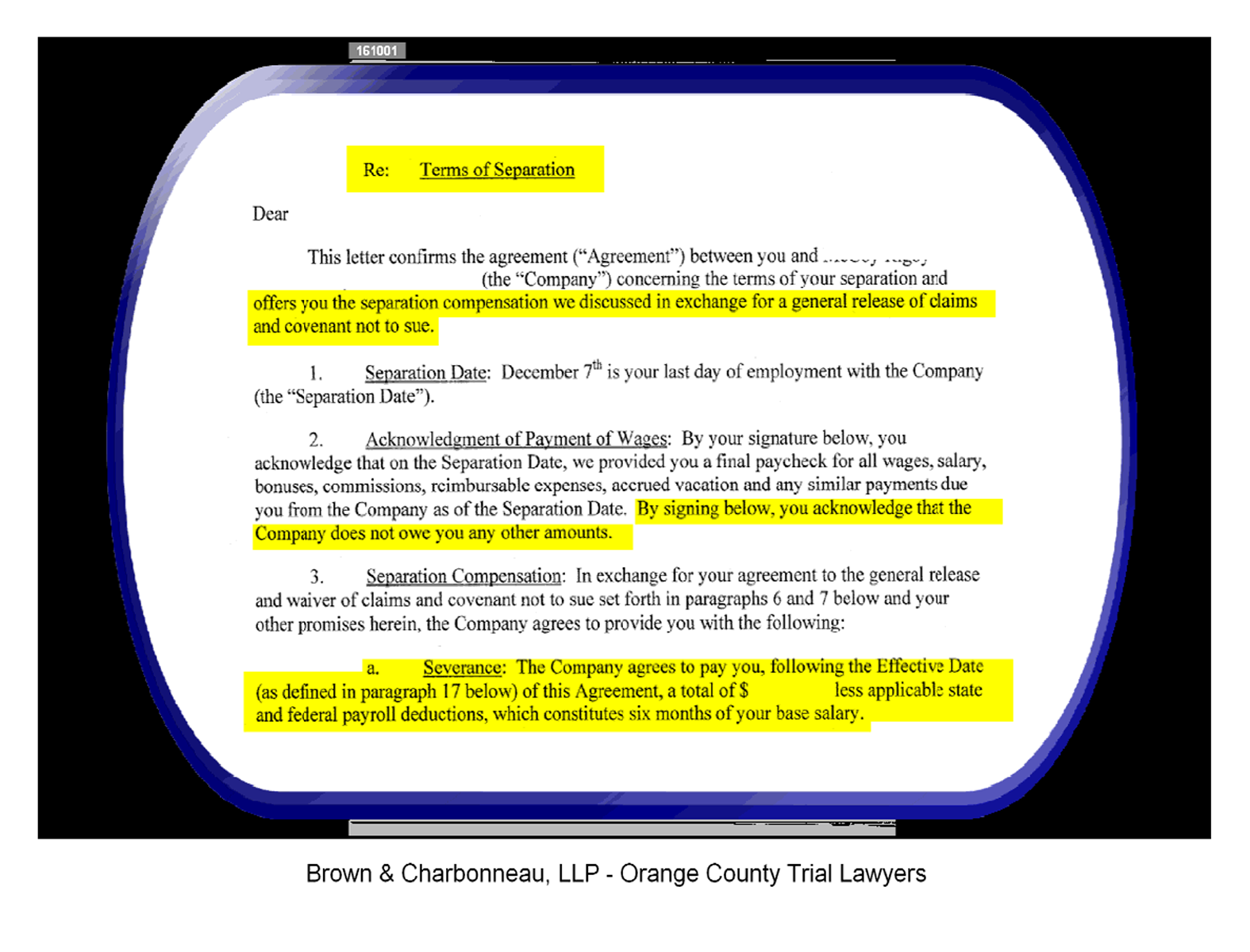 irvine trial lawyer gregory g  brown obtains six