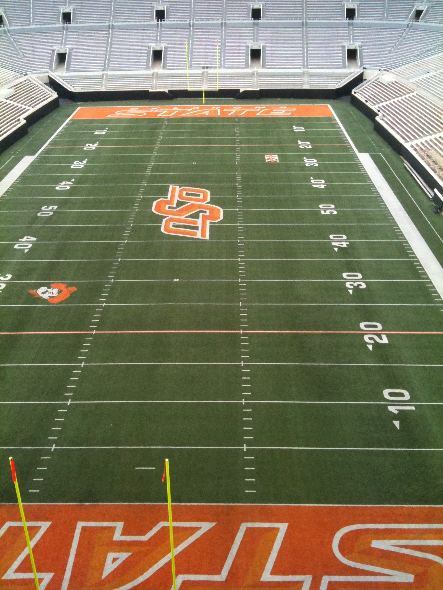 oklahoma state university t  boone pickens stadium
