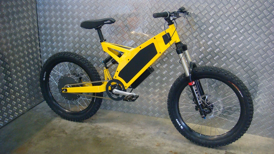 Stealth Electric Bikes USA to Demonstrate Tactical Electric