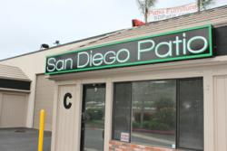 San Diego Patio, located in San Diego California