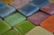 Fireclay Tile 100% Recycled Glass Tile, Crush
