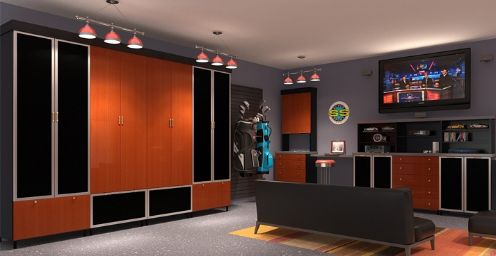 Closet Factory Introduces New And Innovative Custom Garage
