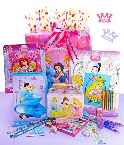 Disney Big Sister GiftDisney Gift Basket Godiva Birthday