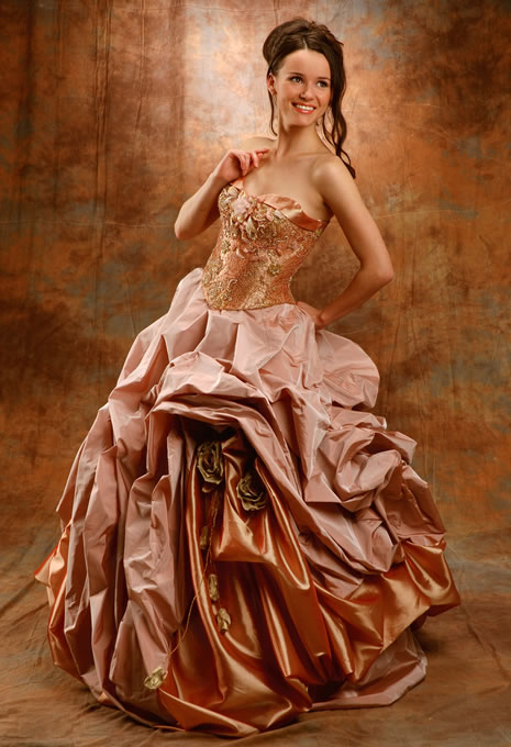 One-Of-A-Kind Wedding & Evening Dresses Now Available Online From ...
