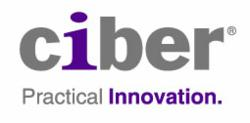 consistently providing unmatched solutions service and support is a shared value between ciber and lawson and it is truly our clients who benefit said