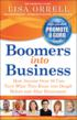 "Lisa's New Book, ""Boomers into Business"", Coming in September 2011!"