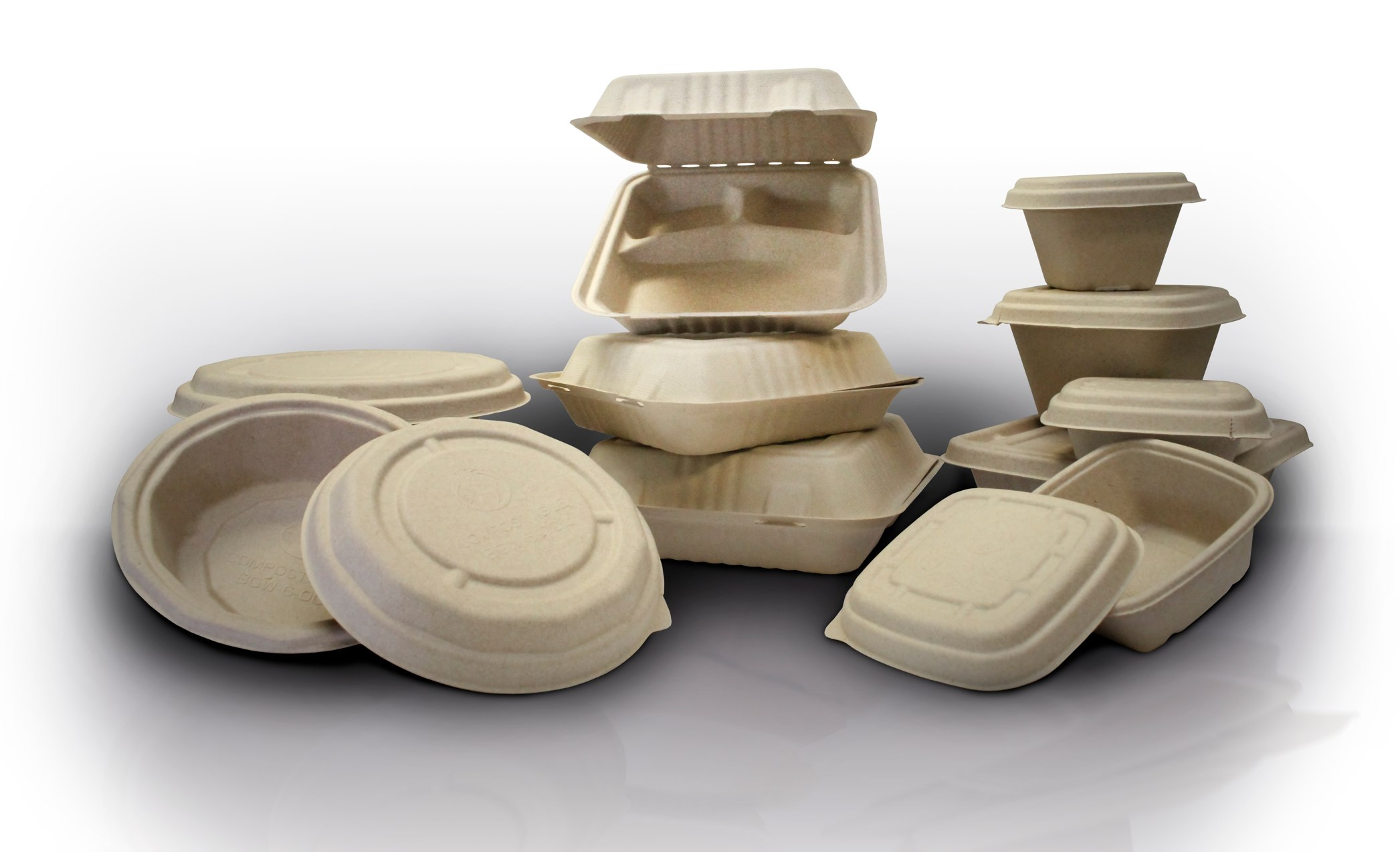 Bridge-Gate compostable take-out containers Bridge-Gate compostable plates  sc 1 st  Online Press Release Distribution Service & Excellent Packaging u0026 Supply Adds Bridge-Gate Serving Ware and ...