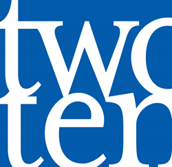 Two Ten Footwear Foundation Logo