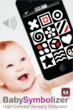 Baby Symbolizer High Contrast Sensory Stimulation Mobile Device App