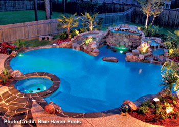 Announces the 2011 best of class awards for for Pool jacuzzi design