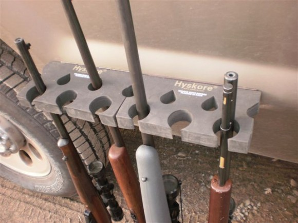 The Hyskore 18 Gun Speed Rack Is The Most Important New