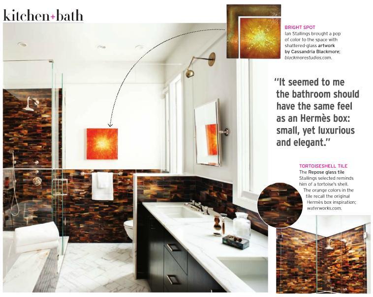 San Francisco Interior Designer Ian Stallings Featured in California ...
