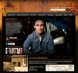 American Pickers Website