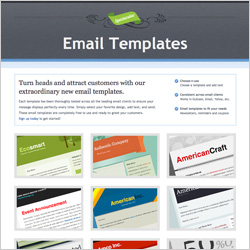 MailerMailer Rolls Out an Exceptional Gallery of Free Email Templates