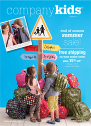 cover of Company Kids catalog