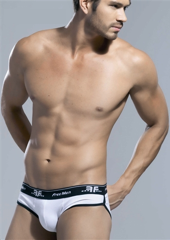 692ecfc512 Marcuse Black Arrest Me Swim BikiniMarcuse Black Arrest Me Swim Bikini is a  super low swim trunks for people brave enough to bare some skin and look  super ...