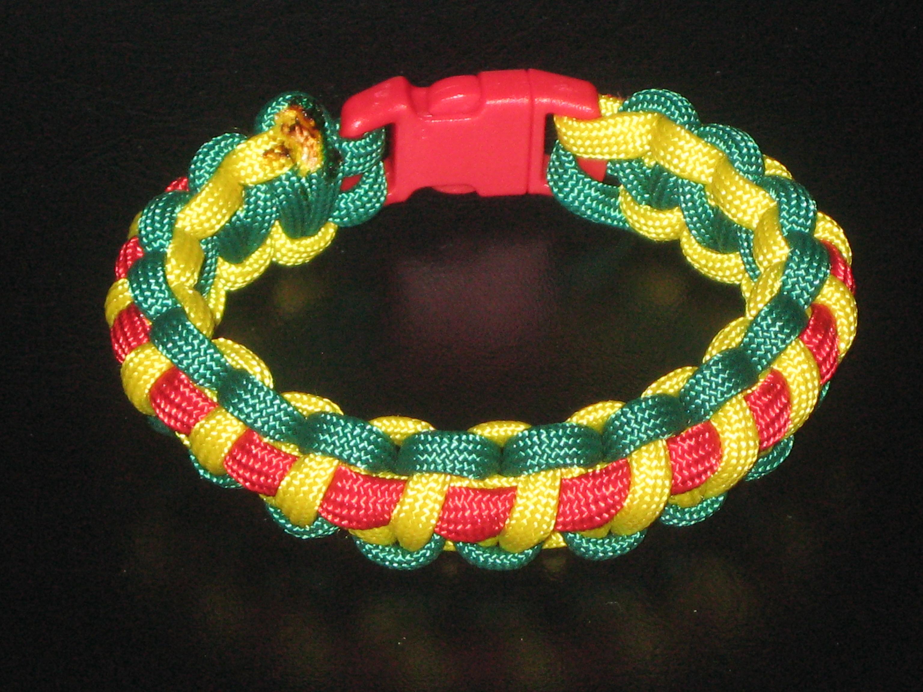 All New Survival Bracelets By Fort Detroyon Survival Llc