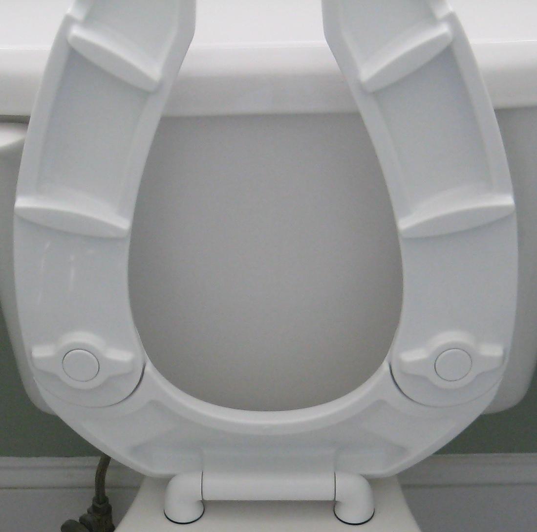 Sensational Simple Yet Ingenious Adjustable Advantage Toilet Seat Machost Co Dining Chair Design Ideas Machostcouk