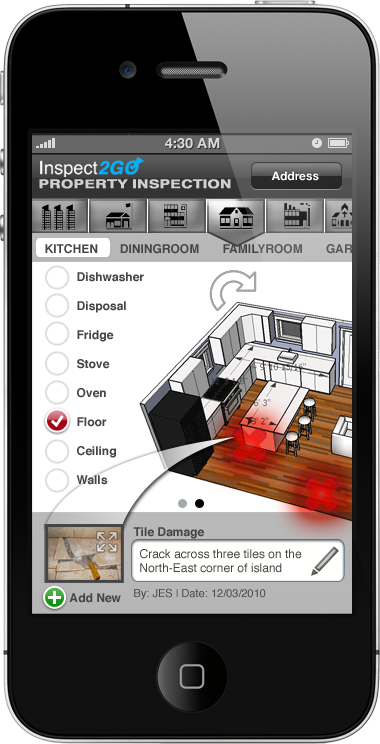 Inspect2go Launches Property Inspection Checklist Apps On