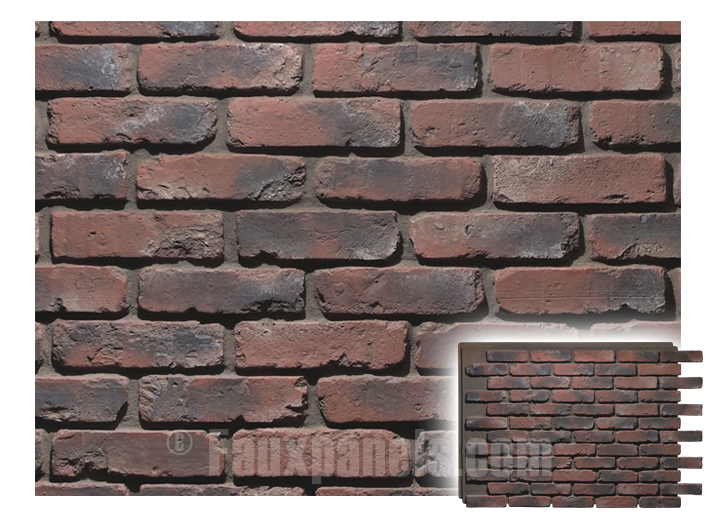 Reclaimed Brick And Modern Chic Offered In Two New Panel Designs From Fauxpanels