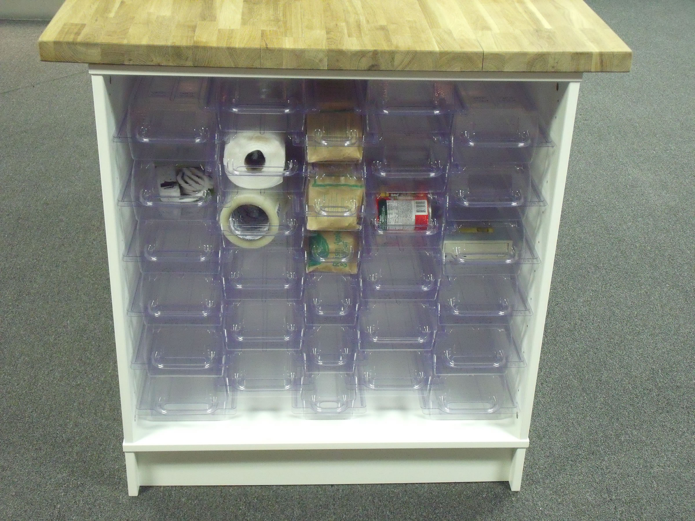 New Neat Containers Stackable Shoe Boxes and Clear Shoe Storage