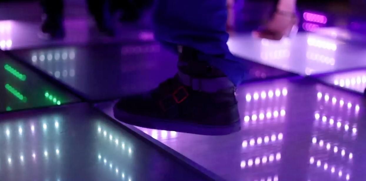 San Francisco Nightclub Harnesses Power Of Dance To Light