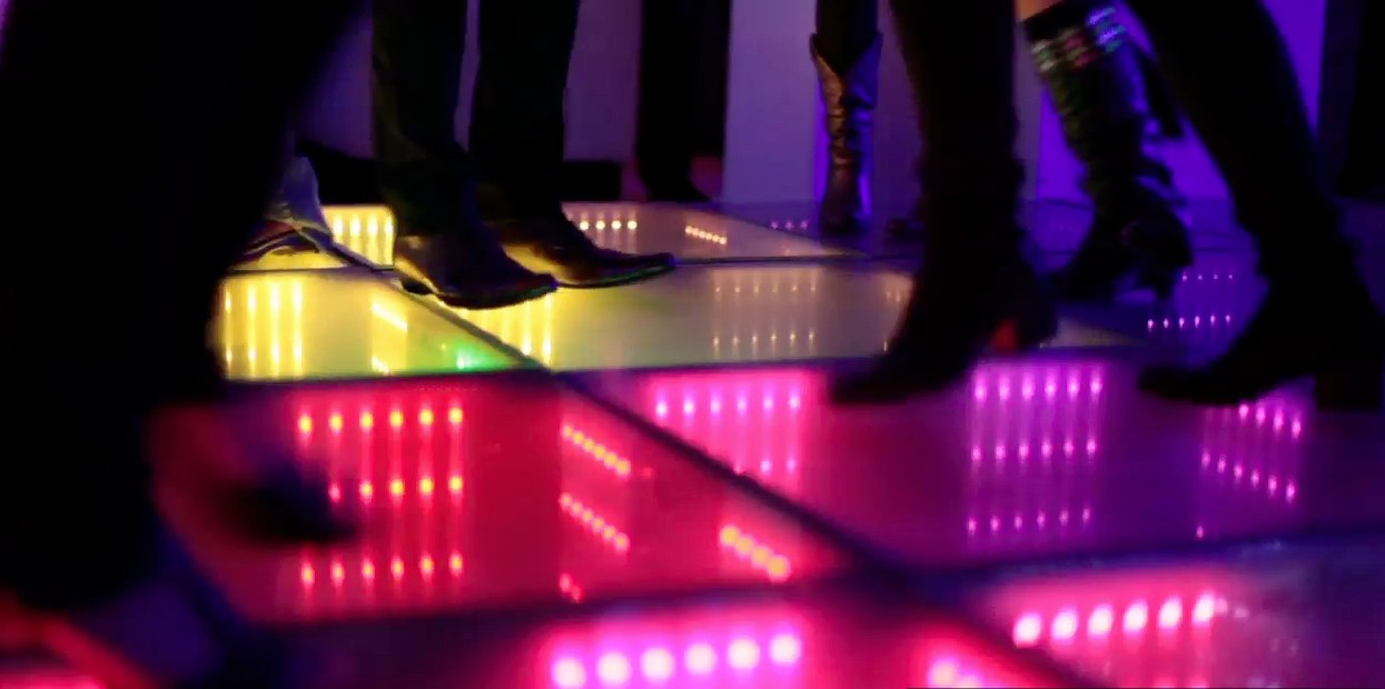 San Francisco Nightclub Harnesses Power Of Dance To Light