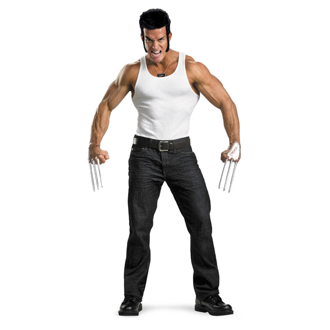 X-Men Wolverine Costume Kit  sc 1 th 225 & Superhero Costumes Stay Strong at TotallyCostumes.com