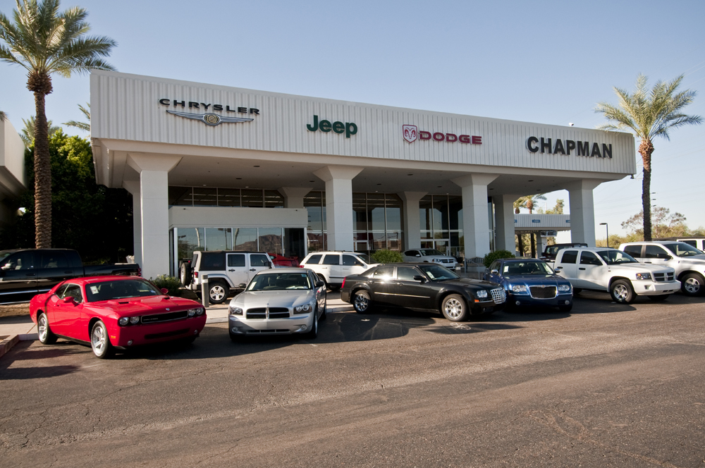 Chapman Dodge Chrysler Jeep ...