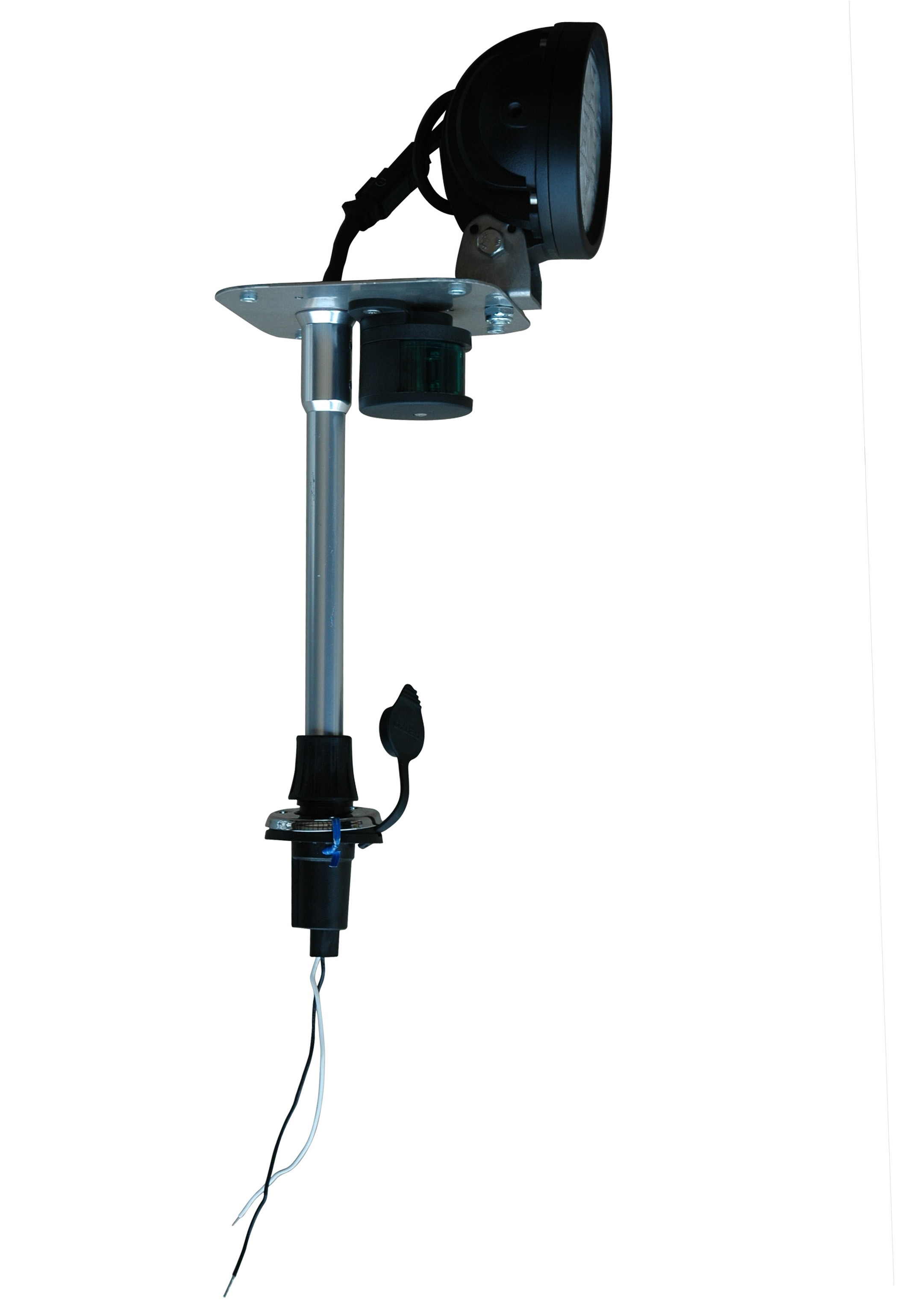 Magnalight Com Announces The Release Of A Perko Pole Mount