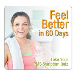 Feel Better In 60 Days With PMS Comfort All-Natural Relief