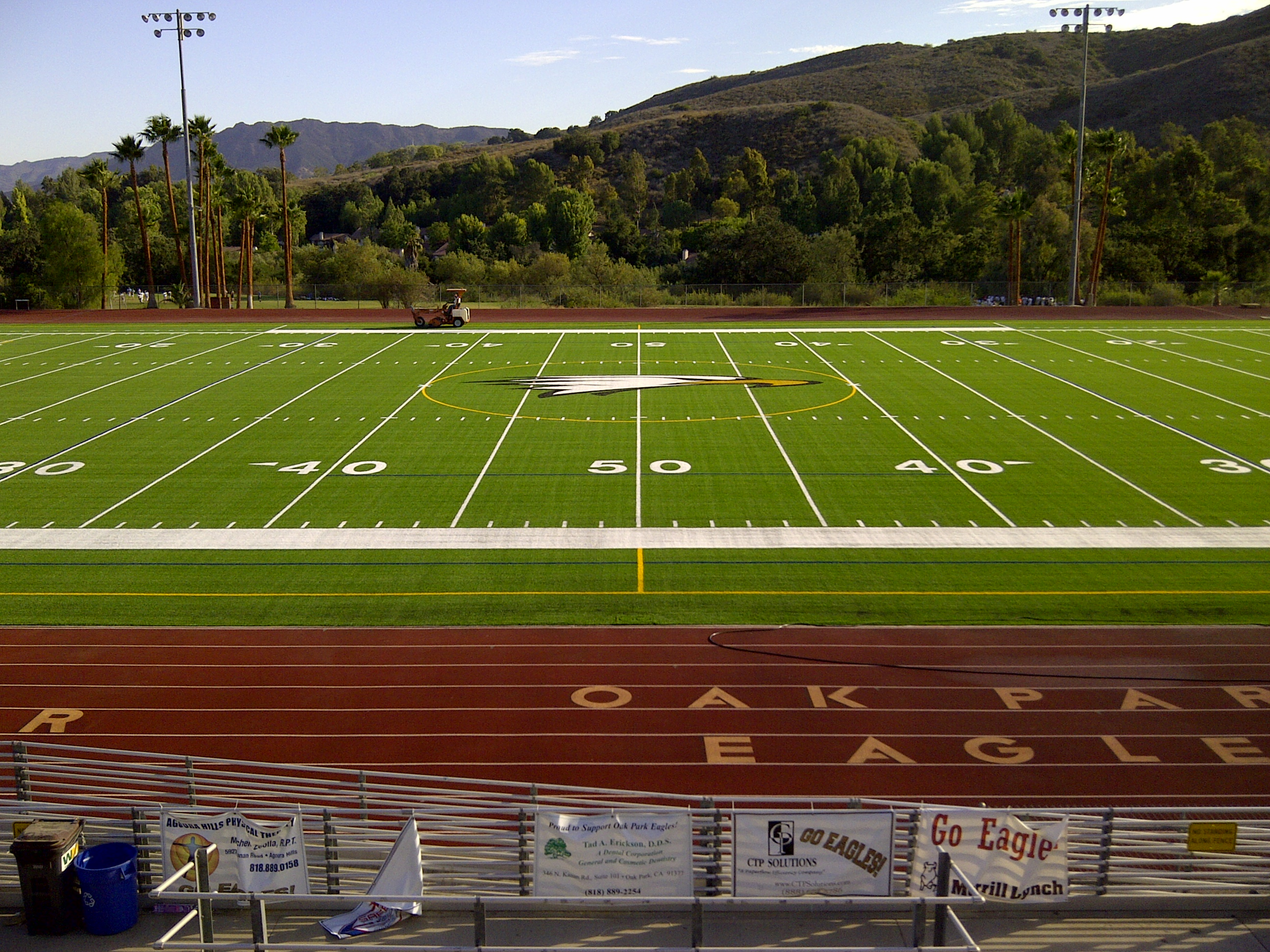 California S Oak Park High School To Inaugurate New Matrix