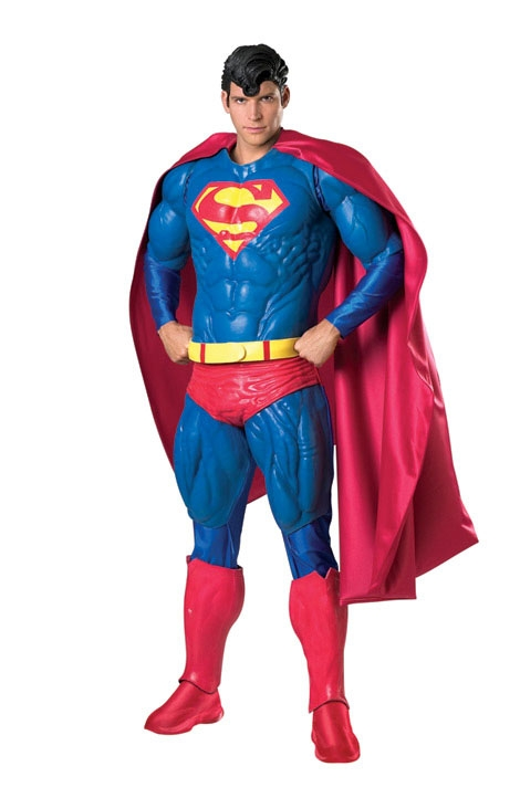 Superman Costumes Soar At TotallyCostumes.com