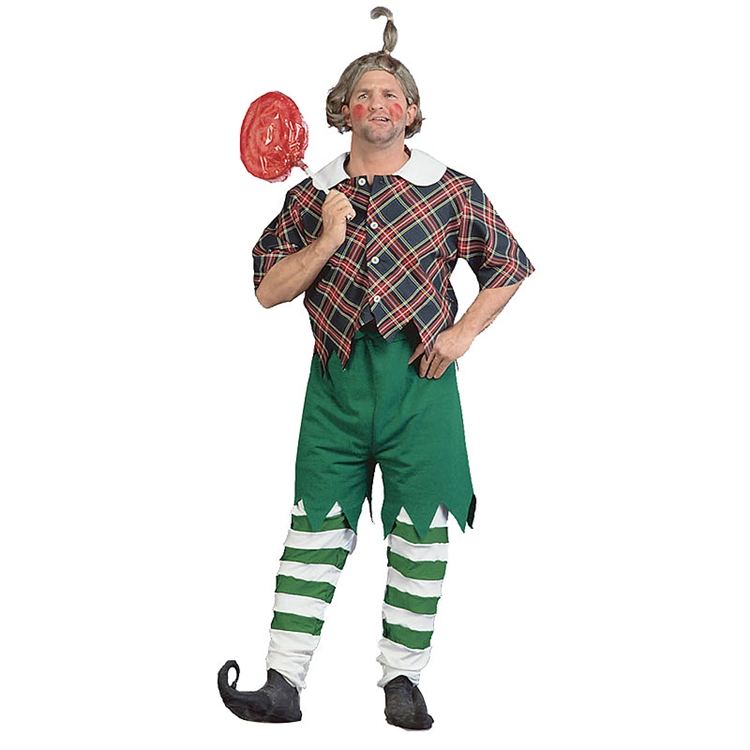 Munchkin Lollipop Kid Costume for Adults ...  sc 1 st  PR Web & Wizard of Oz Costumes Over the Rainbow at TotallyCostumes.com