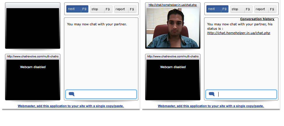 20 chatroulette alternatives