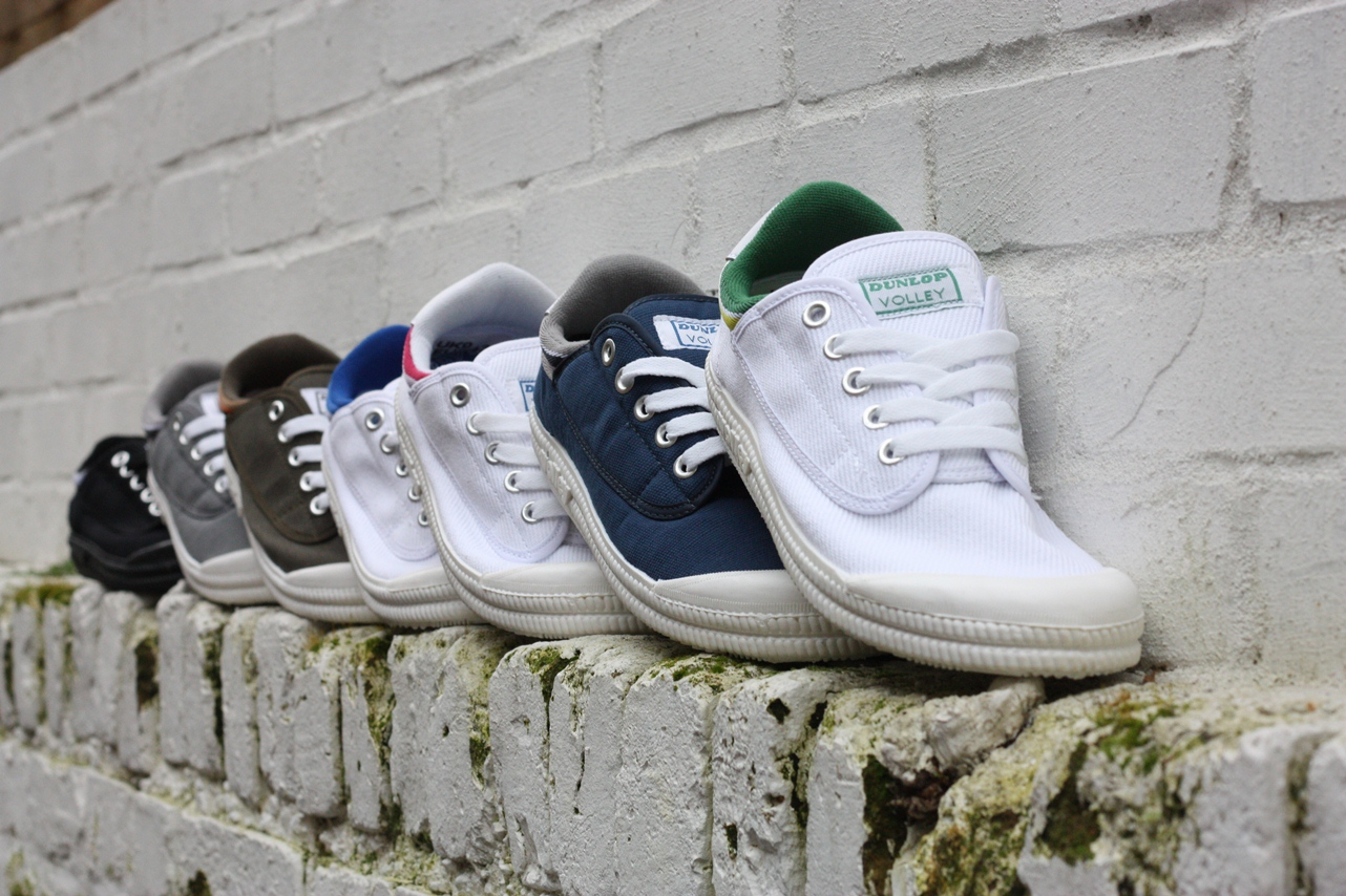 Casual Shoes Arrive in the UK