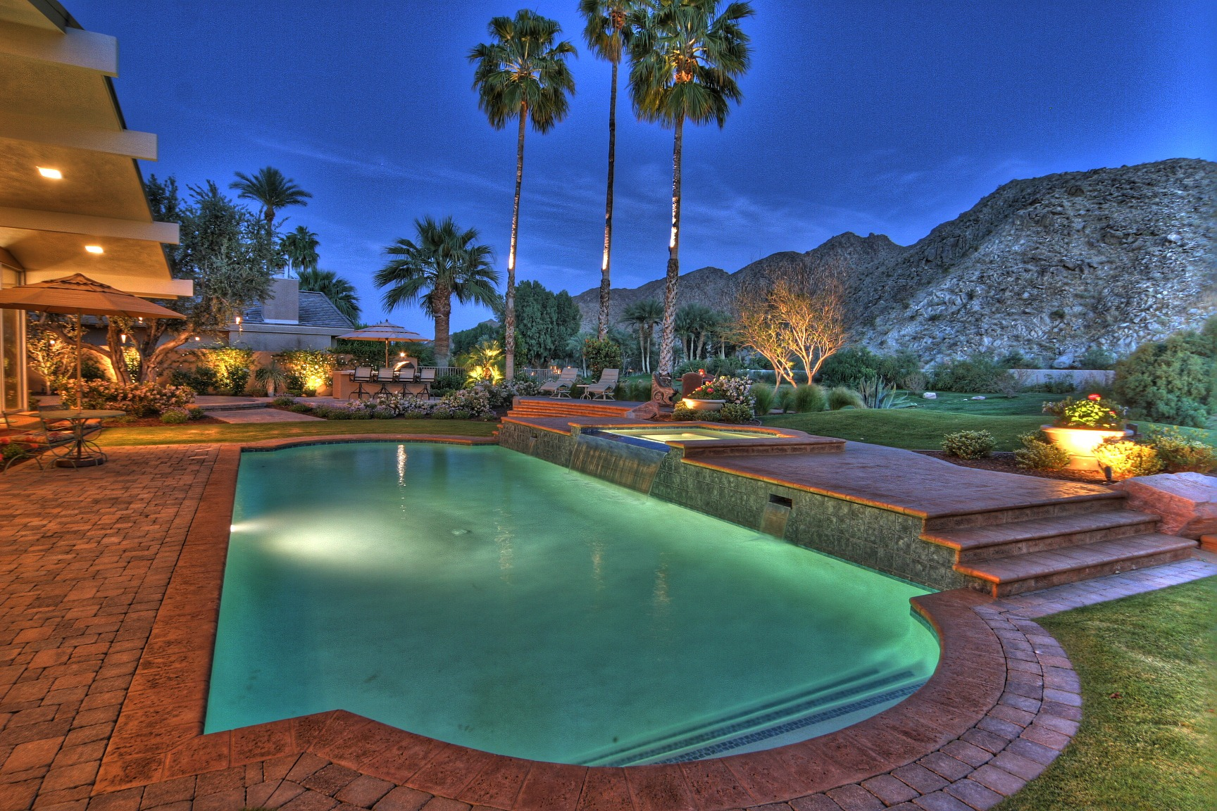Palm Springs Real Estate Gets Huge Boost From Clooney  Pitt And Upcoming Palm Springs